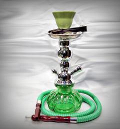 зелено наргиле 01