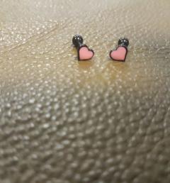 обеца сърце 001