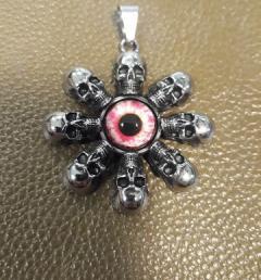 медальон стомана 10