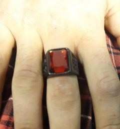 стоманен пръстен 01
