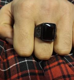 стоманен пръстен 05