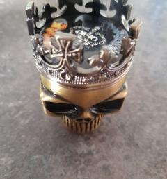 гриндер череп 10
