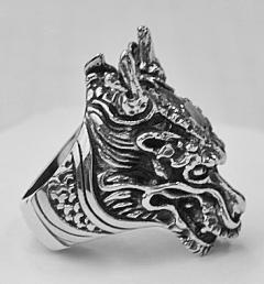 стоманен пръстен 201