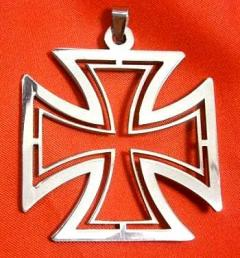 стоманени медальони 62
