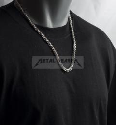 ланец сребро 027