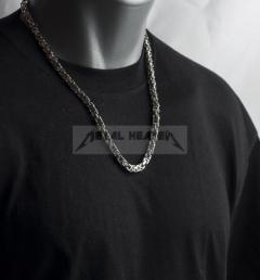 Ланец сребро 009