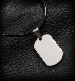 медальон стомана 93