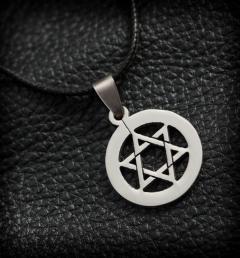 Медальон шестограма 12