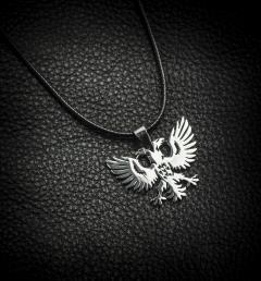 медальон орел 06