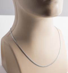 ланец сребро 065