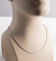 ланец сребро 061