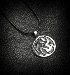 медальон висулка 04