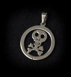 висулка медальон 49