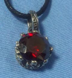 готически медальон 06