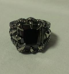 пръстен стомана 20