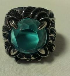 пръстен стомана 38