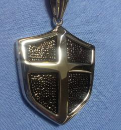медальон за врата 113