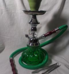 наргиле зелено 01