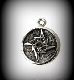 медальон сребро 35