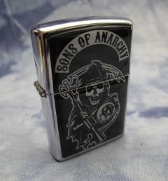 запалка с логото на Sons of Anarchy 01