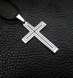 медальон кръст 54