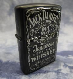 запалка с лого на Jack Daniel`s 01