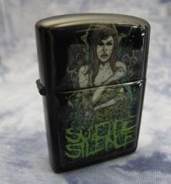 запалка на Suicide Silence 03