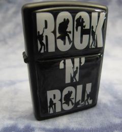 запалка Rock n Roll 01