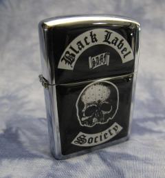 запалка на Black Label Society 01