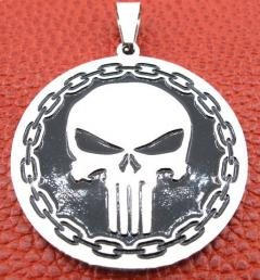 медальон The Punisher 77