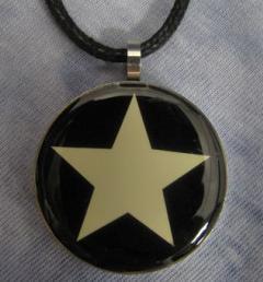 висулка медальон 30