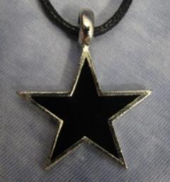 колие звезда 50