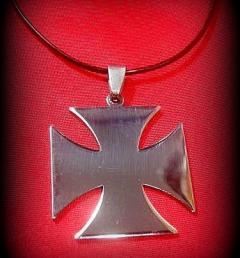 висулка медальон 67