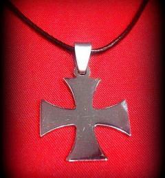 стоманени медальони 46