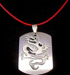 висулка медальон 76
