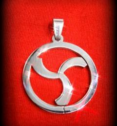 стоманени медальони 49