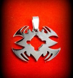 стоманени медальони 22