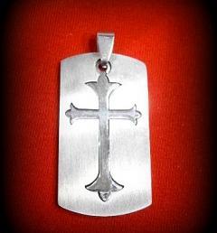 висулка медальон 27