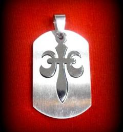 висулка медальон 58