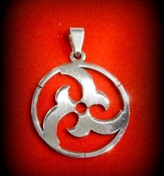 висулка медальон 46