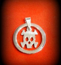 висулка медальон 55