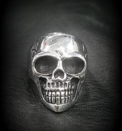 пръстен череп 030