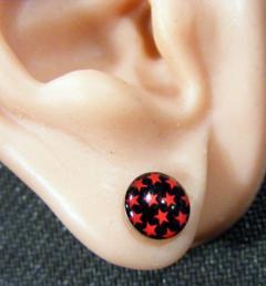 обеца за ухо 1